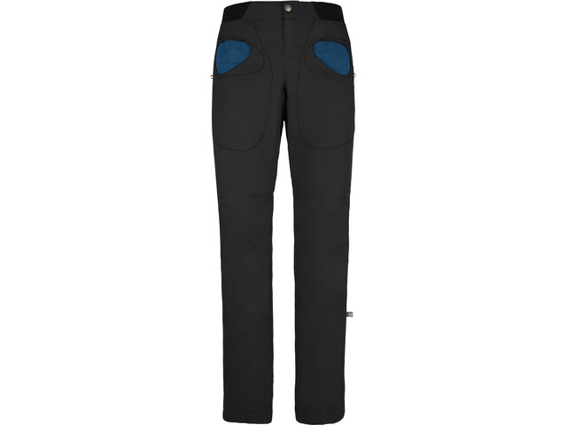 meilleur service 1f3be e47c0 E9 Rondo Story - Pantalon Homme - noir